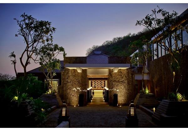 The Ritz Carlton Ocean Front Villa