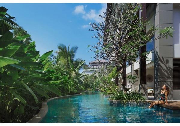 Sawangan Junior Suite Pool Access