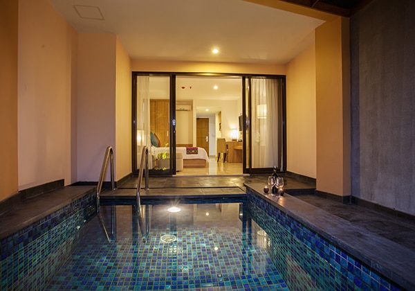 Deluxe Pool Suite - Plunge Pool