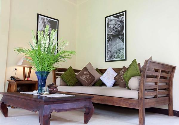 1 Bedroom Garden Bngalow