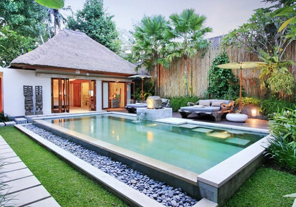 Bamboo Pool Villa