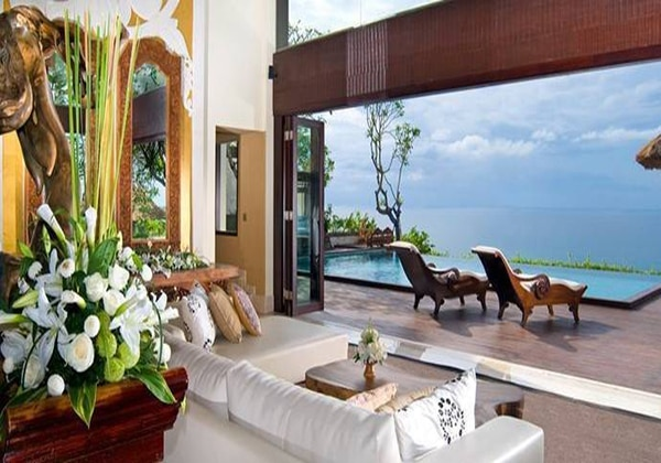 1 Bedroom Ocean view cliff villa