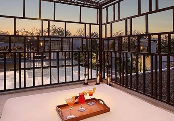 Three Bedroom Pool Villa