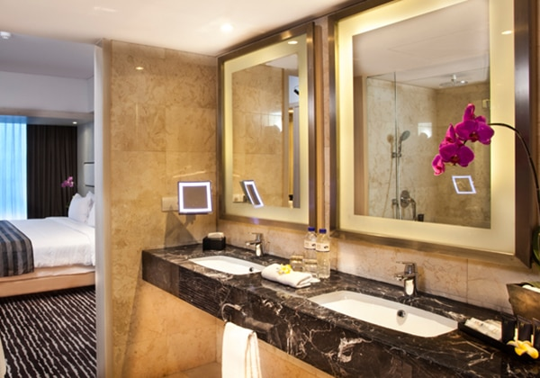 Executive Room (Bathroom)
