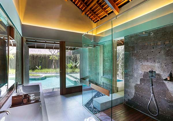 3 Bedroom Pool Villa - Master Bathroom