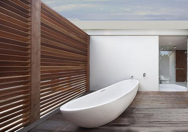 Honeymoon Suite 2 Bathroom