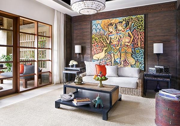 Reserve Suite Livingroom