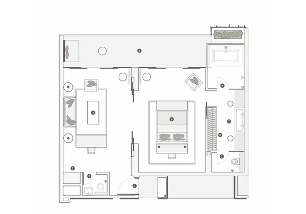 Seminyak Suite