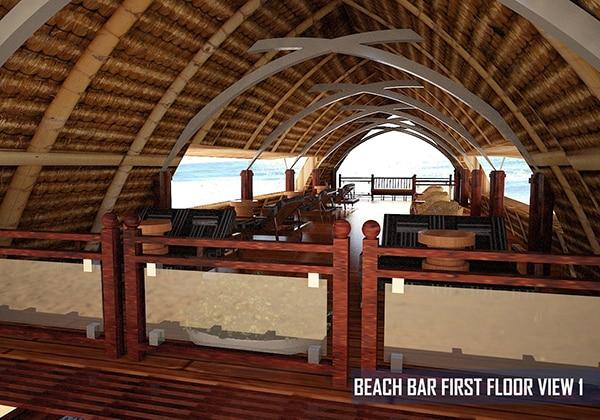 Beach Bar First Floor