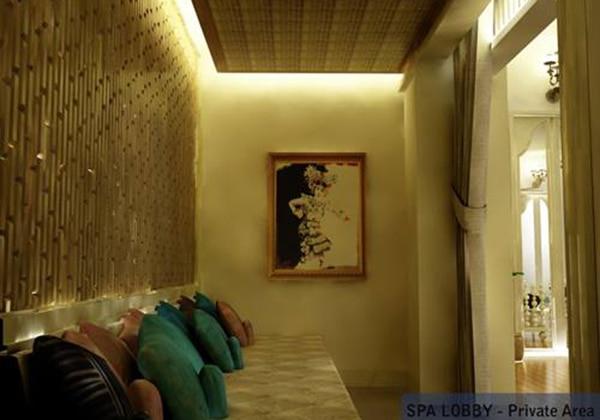 Spa Lobby - Private Area