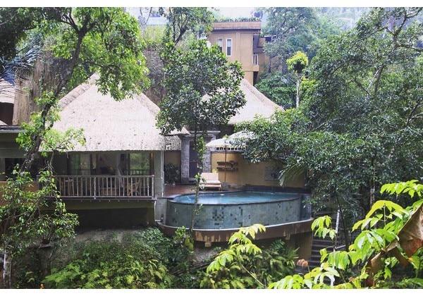 River Edge Pool Villa