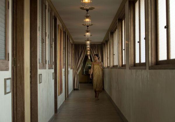 Dala Spa Corridor