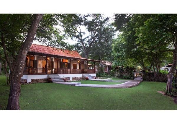 2 Bedroom Forest Villa