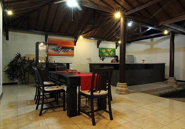 Villa Dinningroom