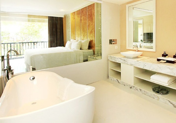 Grande suite Bathroom