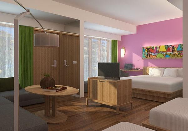 Love room