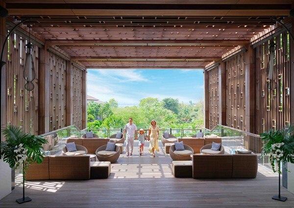 Jimbaran Pool View