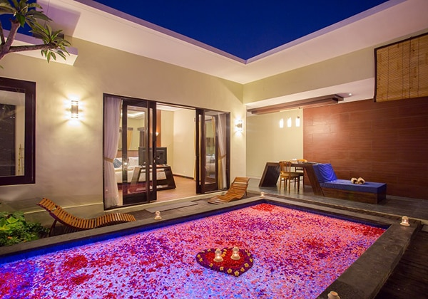 1 Bedroom Pool Private Villas