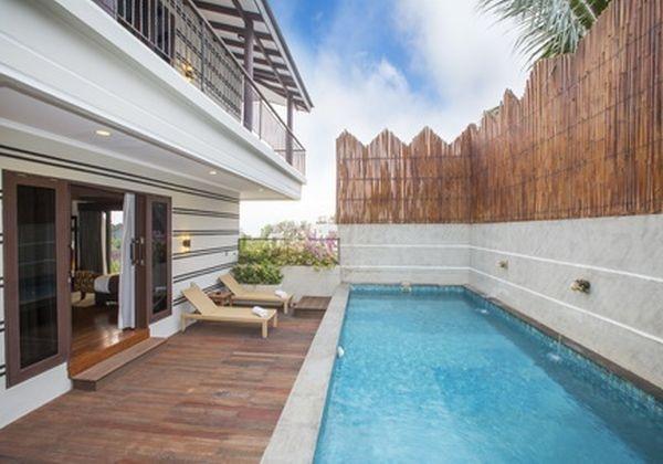 1 Bedroom Honeymoon Pool Villa