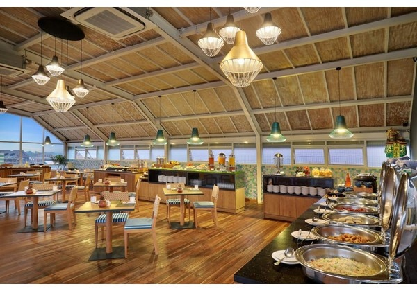 UpZscale Sky Dining & Bar