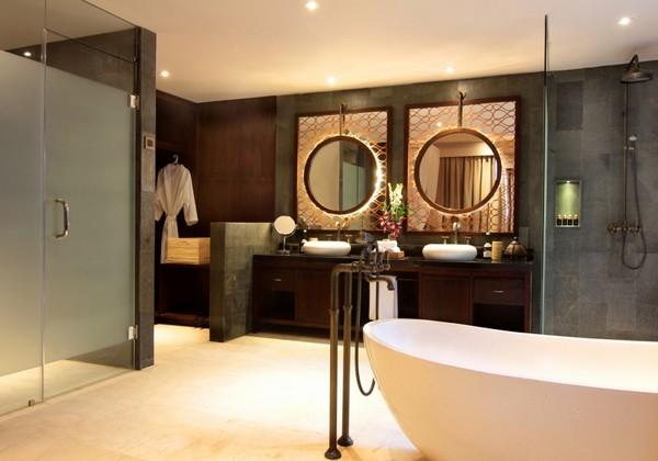 One Bedroom Deluxe Pool Villa Bathroom