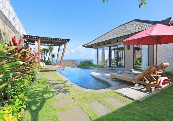 1 bedroom villa - pool
