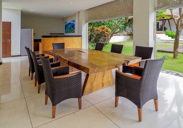 Samata Residence - Dining Room