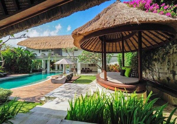 Samata Residence - garden
