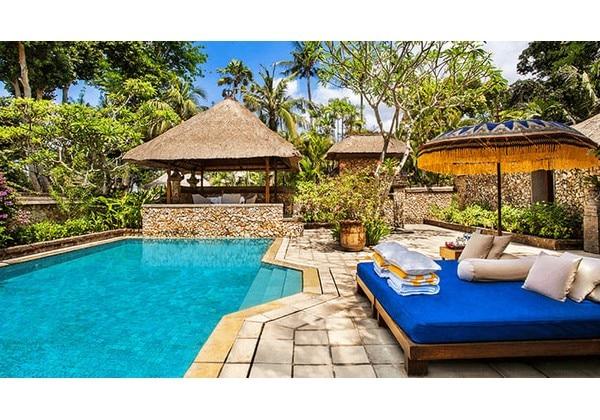 Luxury Garden View Villa Private Pool
