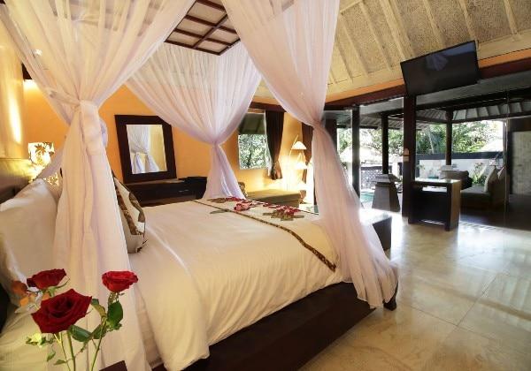 2 Bedroom Spa Pool Villa