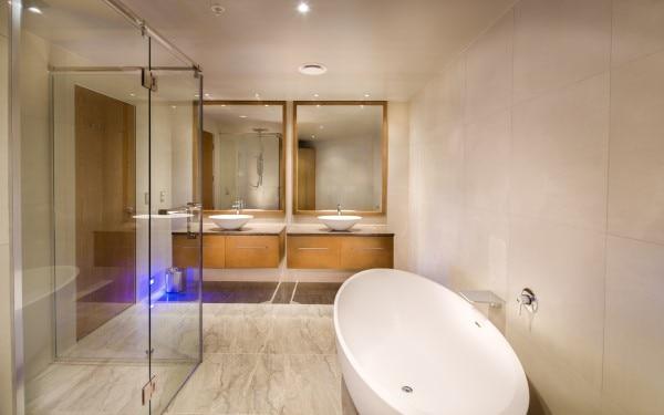 エグゼクティブスタジオ バスルーム