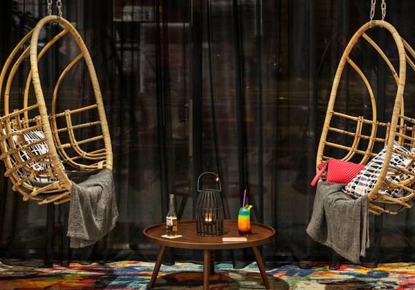 Lobby - Seats