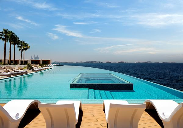 Burj Al Arab Terrace Pool