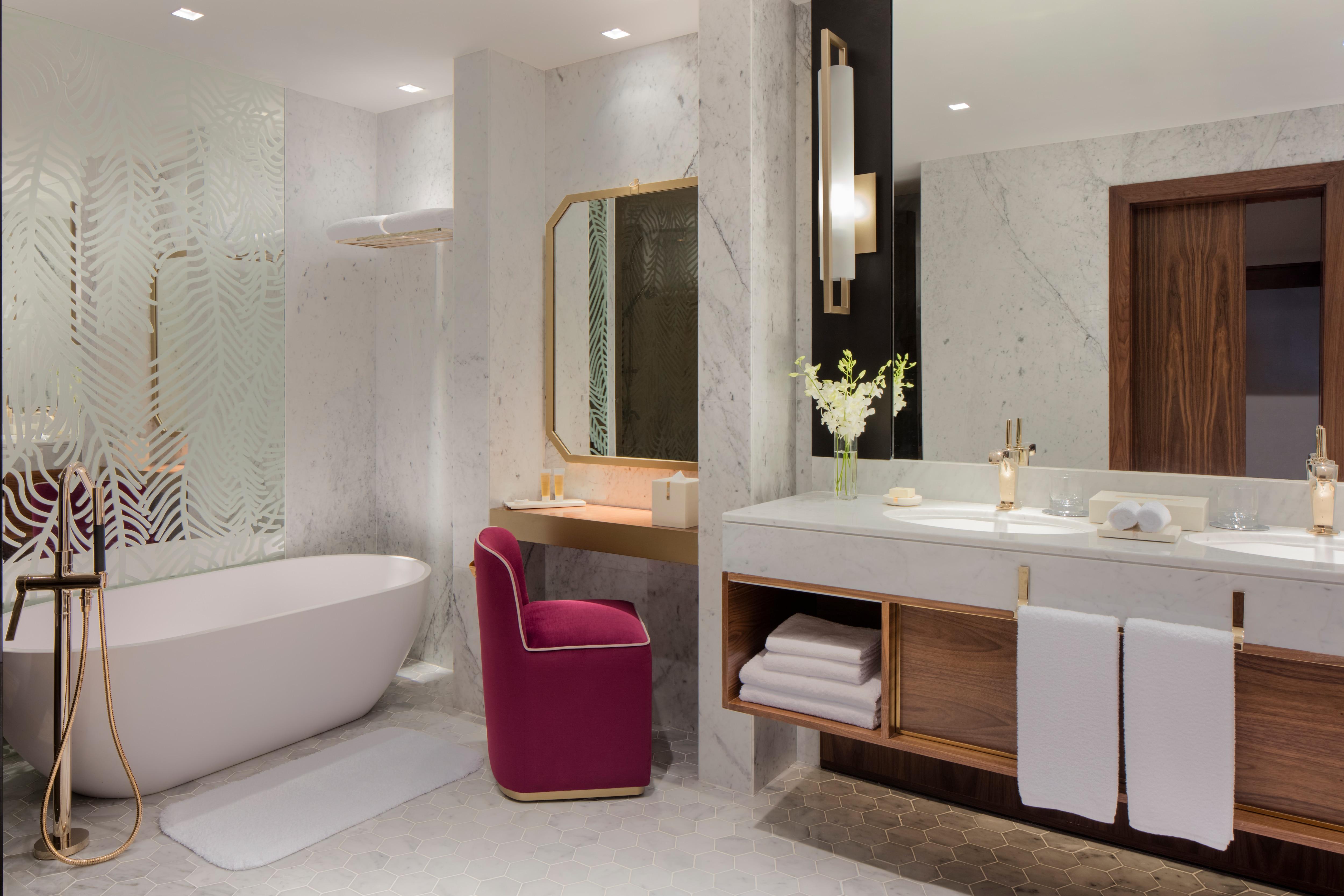 スウィート バスルーム