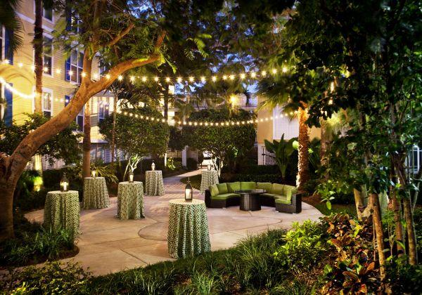 Courtyard/中庭
