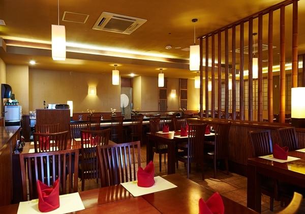 レストラン「IKI」