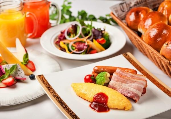 club lounge breakfast1