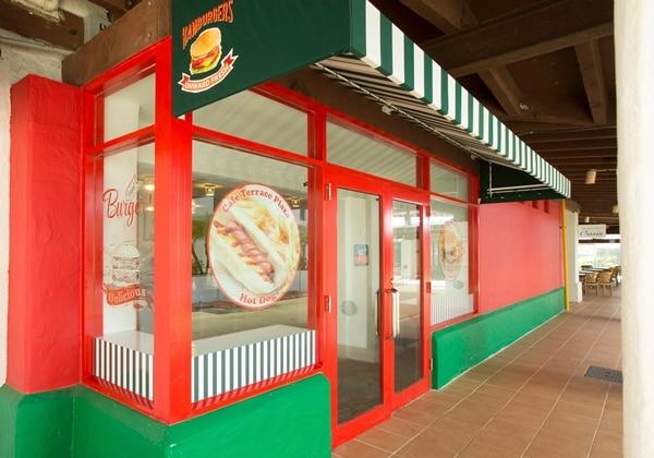 Restaurant - Cafe Terrace Plaza