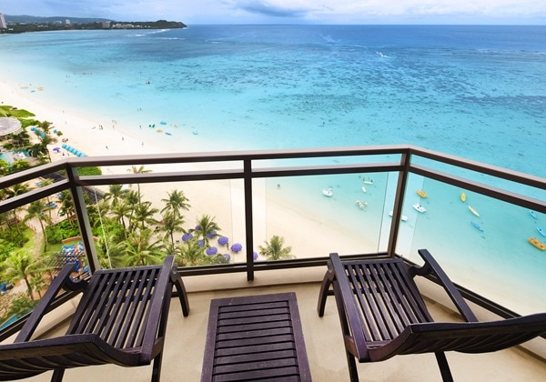 1Bedroom Ocean Front Suite&Club King
