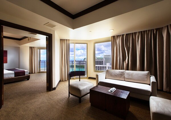 Club 1Bedroom Oceanview Suite King