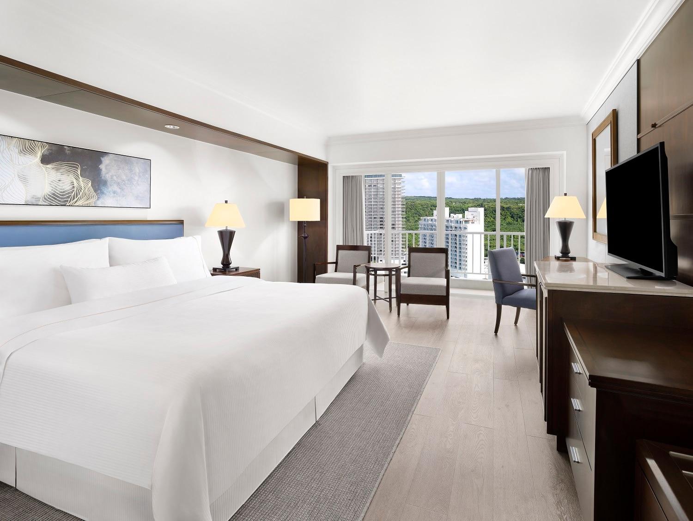 Deluxe Ocean View Room
