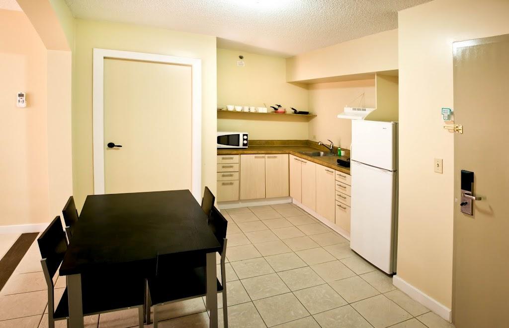 2ベッドルーム (キッチン)