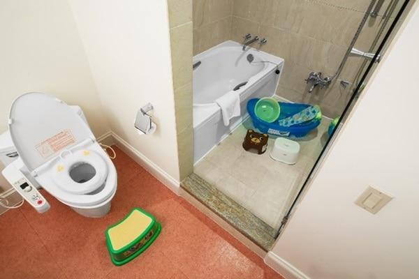 浴室_パーシャルオーシャンプレミア/Baby Friendlyルーム