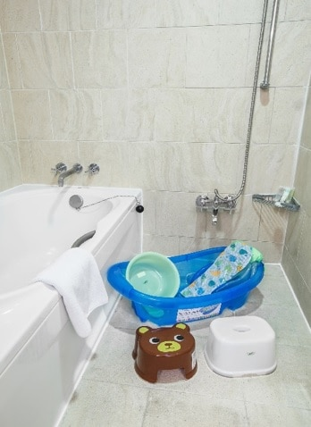 浴室内_パーシャルオーシャンプレミア/Baby Friendlyル