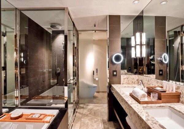 Camelia Club Bathroom