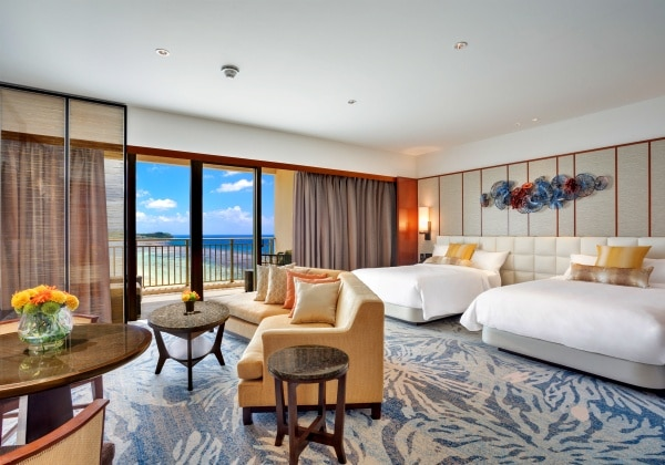 Camelia Jr Suite Room