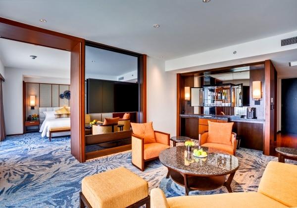 Camelia Suite Room 2