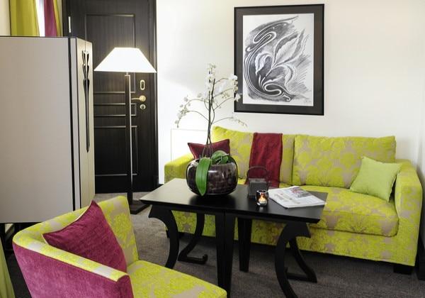 Suite Studio lounge