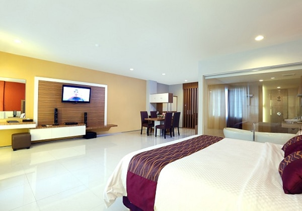 The Presidential Suite Room