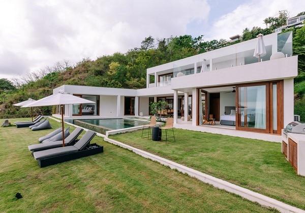 4 BR villa